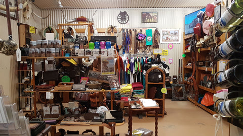 Bethel Saddlery Shop