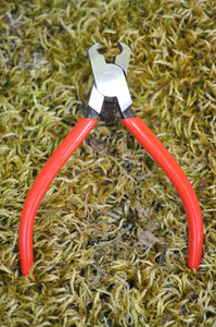 Nock Set Pliers for Bowstring Nocking Points