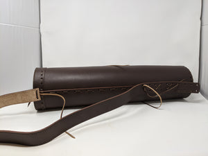 Archery Past Dark Brown Back Quiver