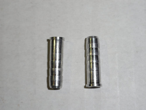 Aluminum Inserts for Carbon or Aluminum Shafts