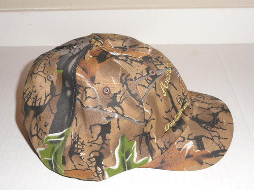 Archery Past Short Billed Camouflage Hat