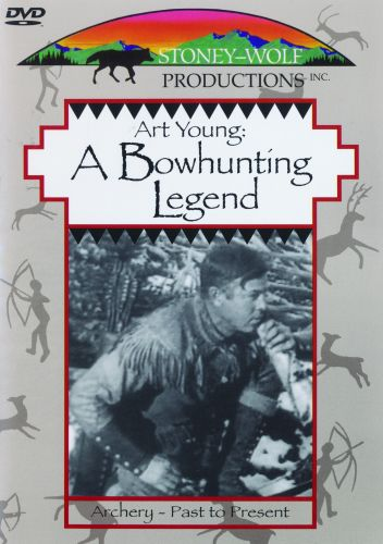 DVD.  Art Young: A Bowhunting Legend