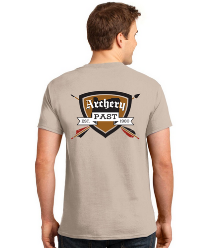 Archery Past Short Sleeve T-Shirt