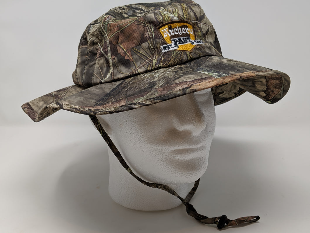 Archery Past Camouflage Boonie Hat