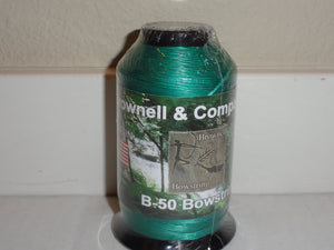 Brownell Dacron B-50 Bowstring, 1/4# Spool