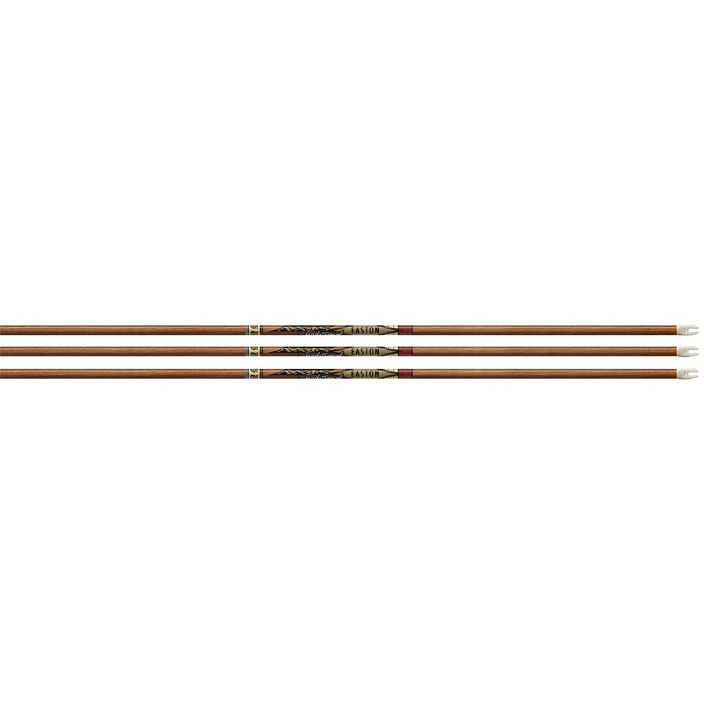 Easton Axis Traditional Carbon Arrow Shafts