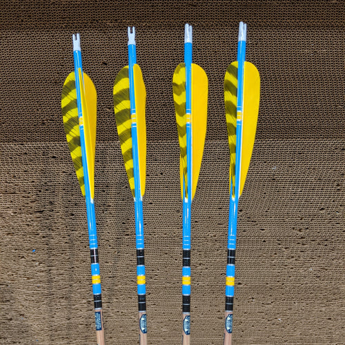 600 Spine Gold Tip Traditional Classic Carbon Arrows
