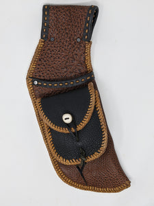 Handmade Leather Hip Quiver - Right Hand H4