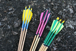 Youth Wood Arrows