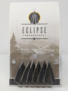 Eclipse 2 Blade Glue On Broadheads