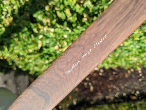 "USED 68"" Northern Mist Classic Longbow, 54# @28"""