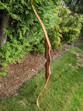USED Wes Wallace Mentor Takedown Recurve, 50# @28""