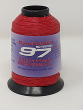 BCY Dynaflight 97 (D97) Bowstring, 1/8# Spool, Choose From 8 Different Colors