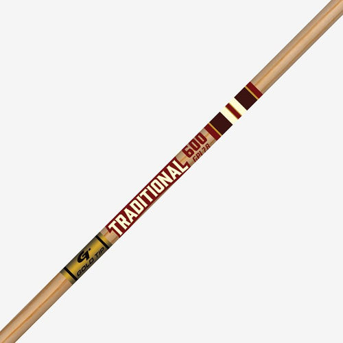 Gold Tip Traditional Classic XT Carbon Arrow Shafts