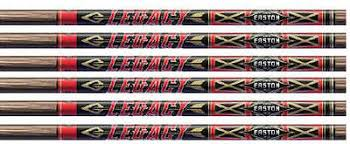 Easton Legacy XX75 Aluminum Arrow Shafts