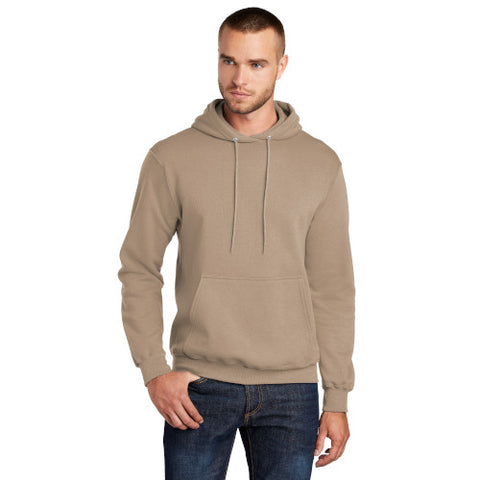 Explore Academy Adult Core Fleece Hooded Sweatshirt