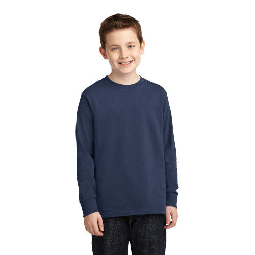 Explore Academy Youth Long Sleeve T-Shirts