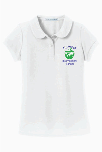 Short Sleeve Youth PeterPan(Princess) Cut