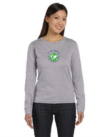 CIS ladies long sleeve spirit shirt.
