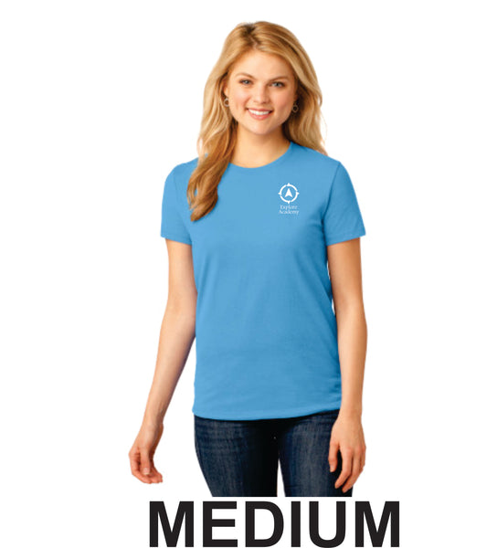 Explore Ladies Short Sleeve T-Shirt Medium