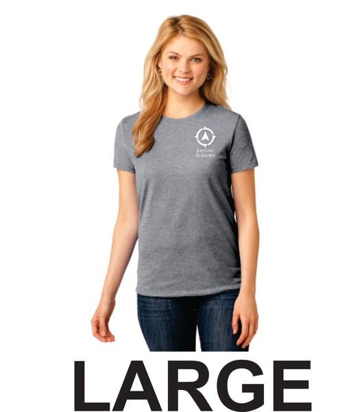 Explore Ladies Short Sleeve T-Shirt Large
