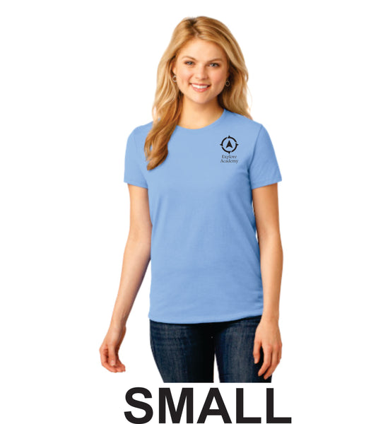 Explore Ladies Short Sleeve T-Shirt Small