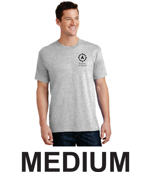 Explore Adult T-Shirt Medium