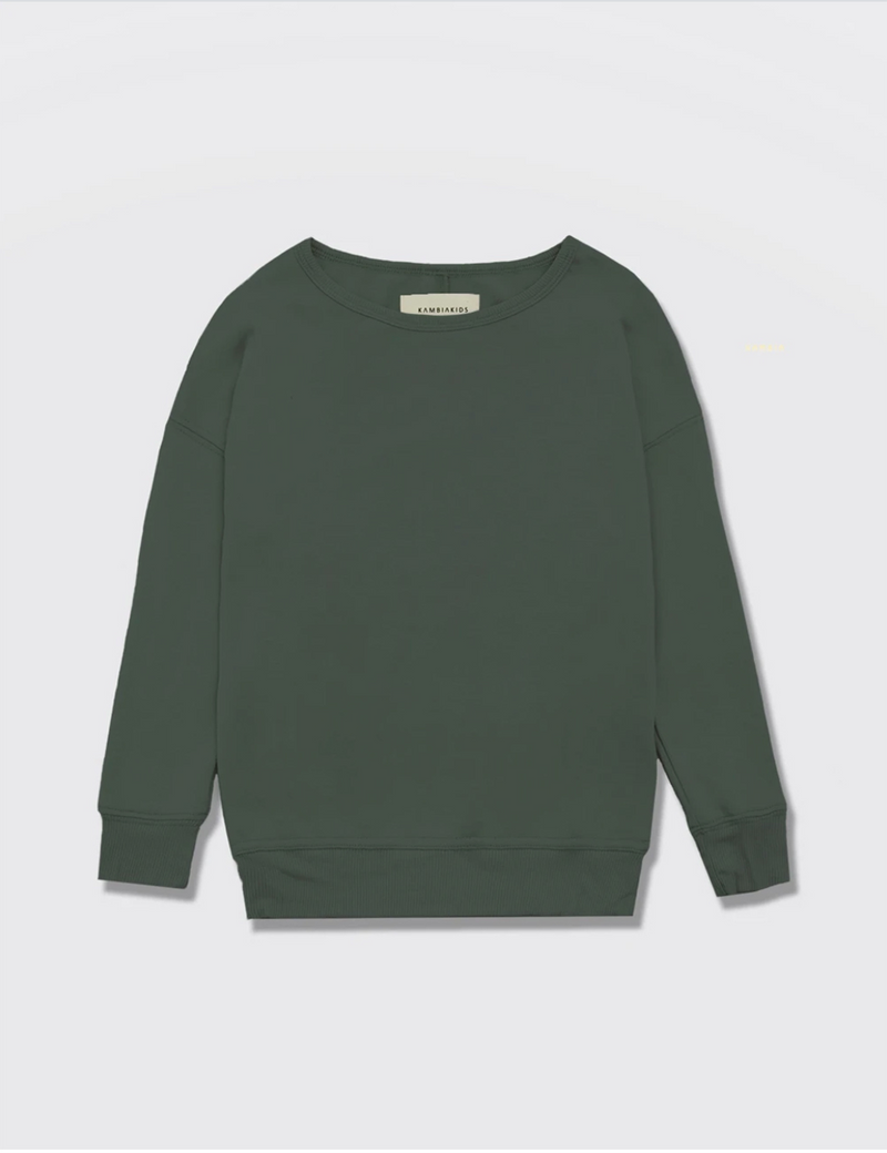 Army Green | Crewneck