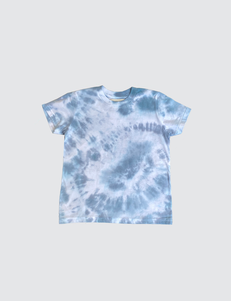 Azul Tie-Dye Short Sleeve Top