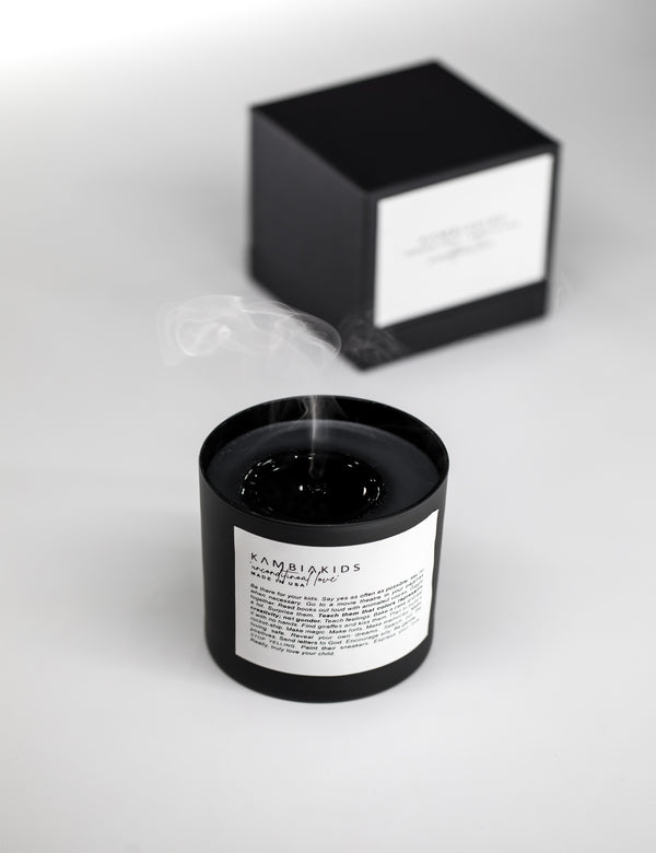 """Unconditional Love"" Candle"