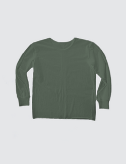 Army Green | Long Sleeve Top