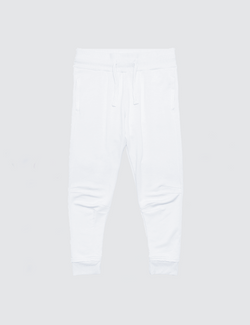 White | Sweatpants