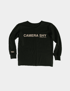 Camera Shy Kids | Long Sleeve Top