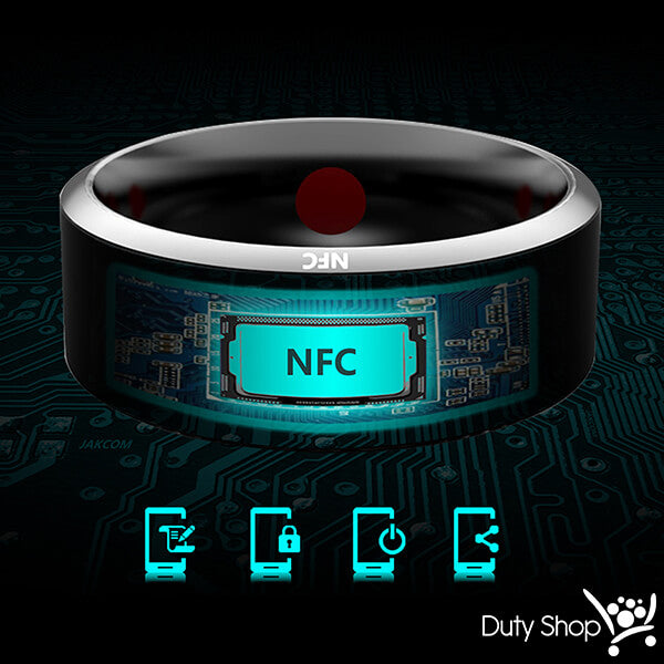 Smart NFC R3 Ring for Android