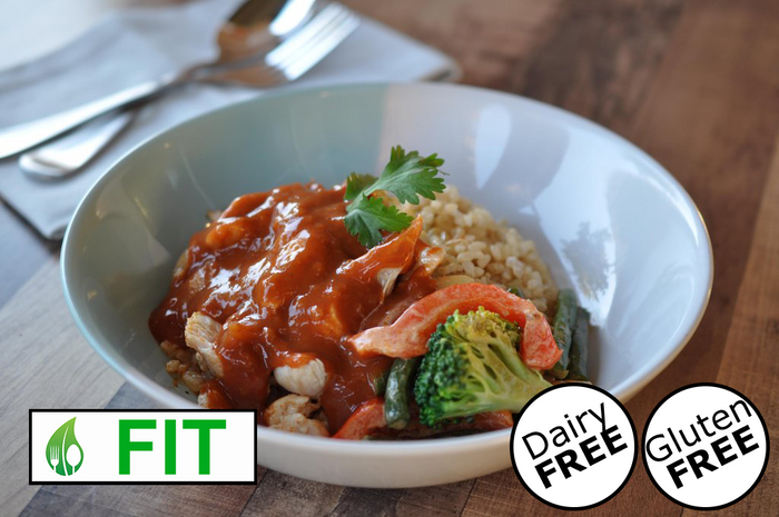 Butter Chicken (Fitness)