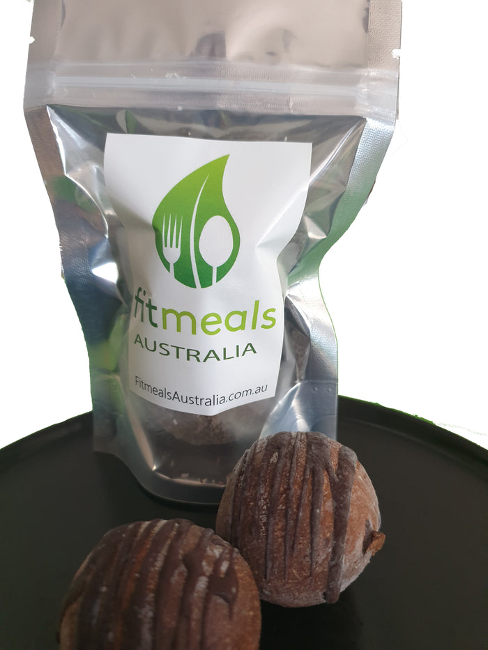 Protein Balls: 2 Pack - Chocolate Brownie