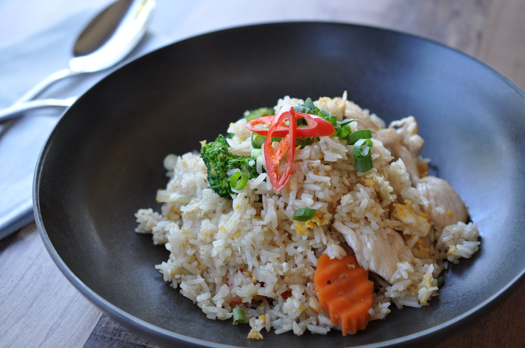 Fried Rice with Chicken (Lifestyle)