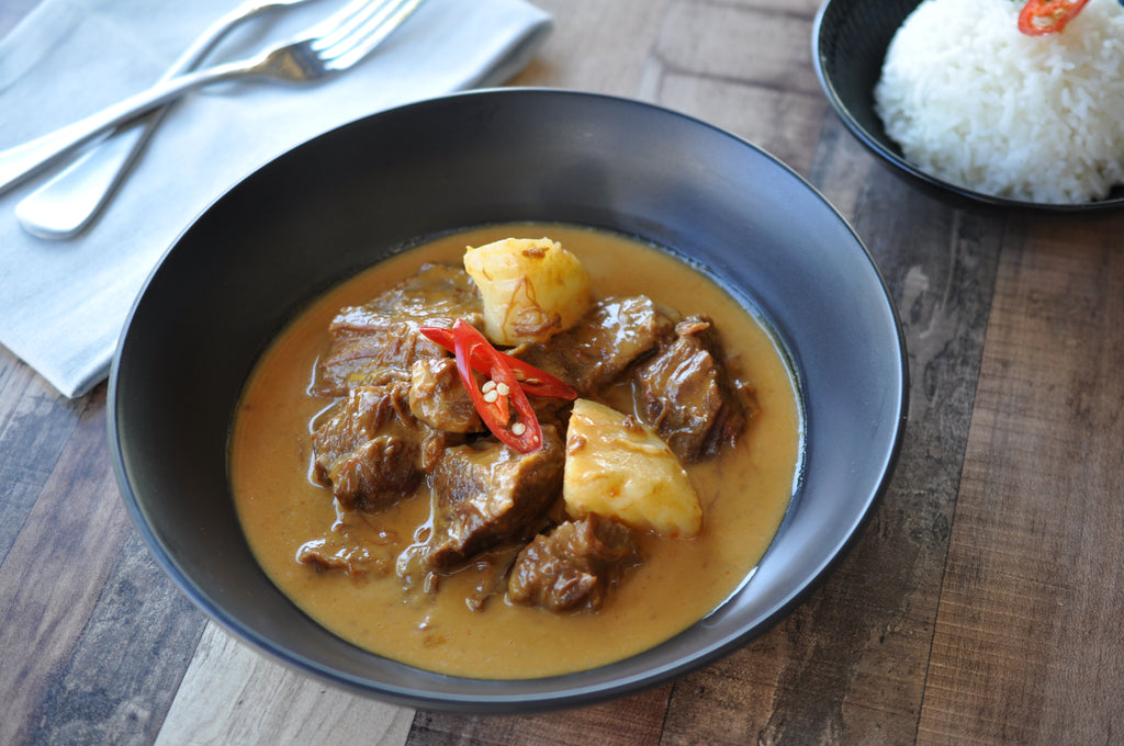 Beef Mussaman Curry (Lifestyle)