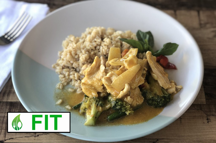 Mango Chicken (Fitness)