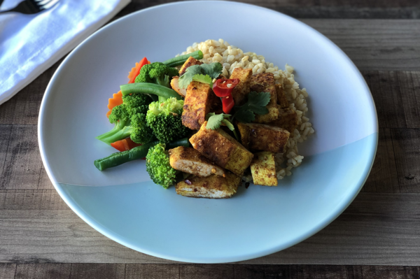Southern Style Spicy Chicken (Fitness)