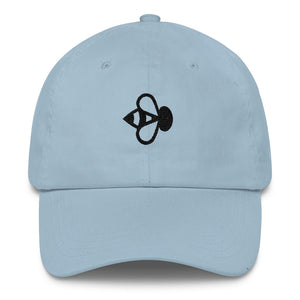 Bee Logo- Classic Dad Cap-Bee You Clothing
