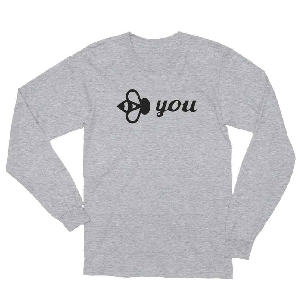 Bee You Original Unisex Long Sleeve T-Shirt-Bee You Clothing