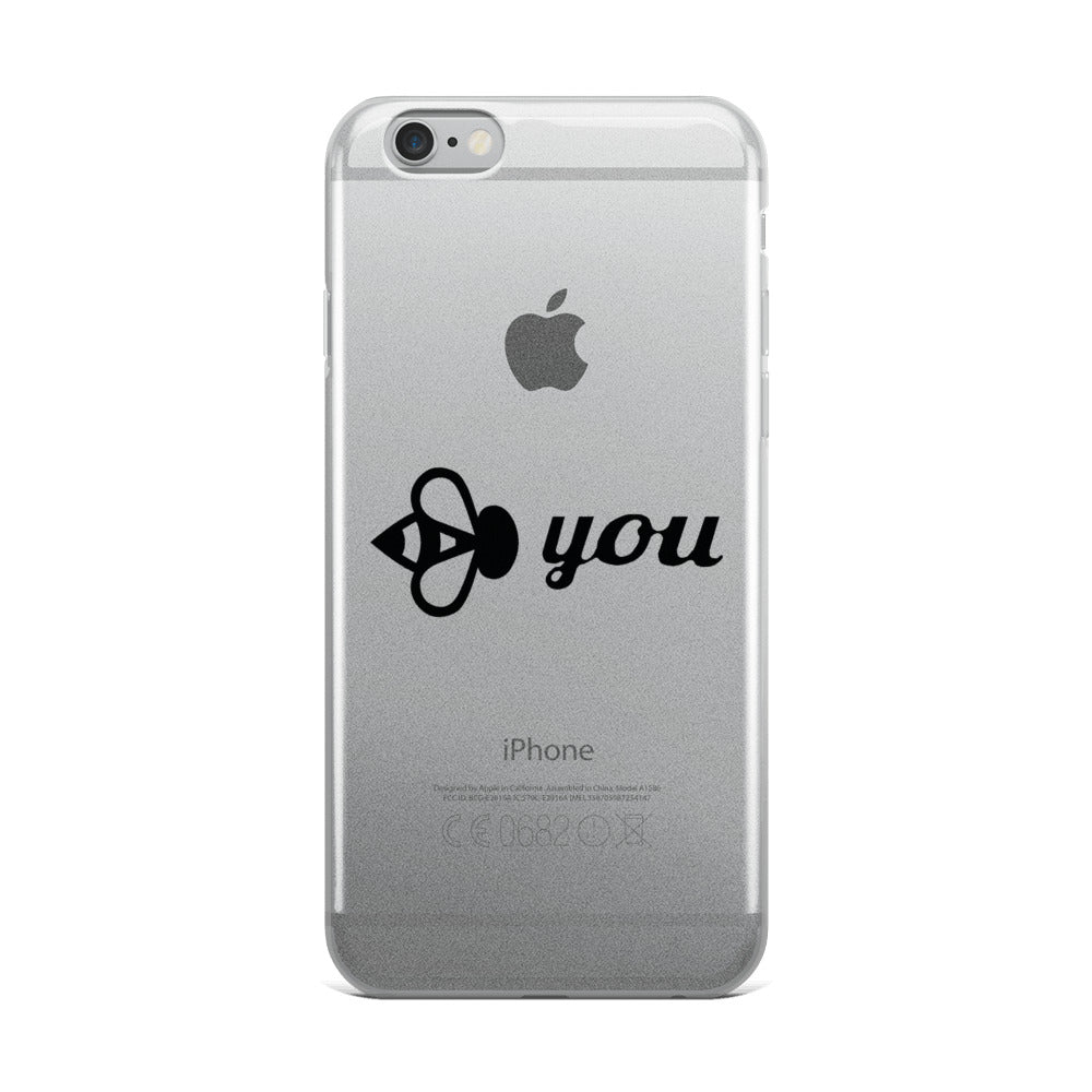 Bee You Original iPhone 5/5s/Se, 6/6s, 6/6s Plus Case-Bee You Clothing