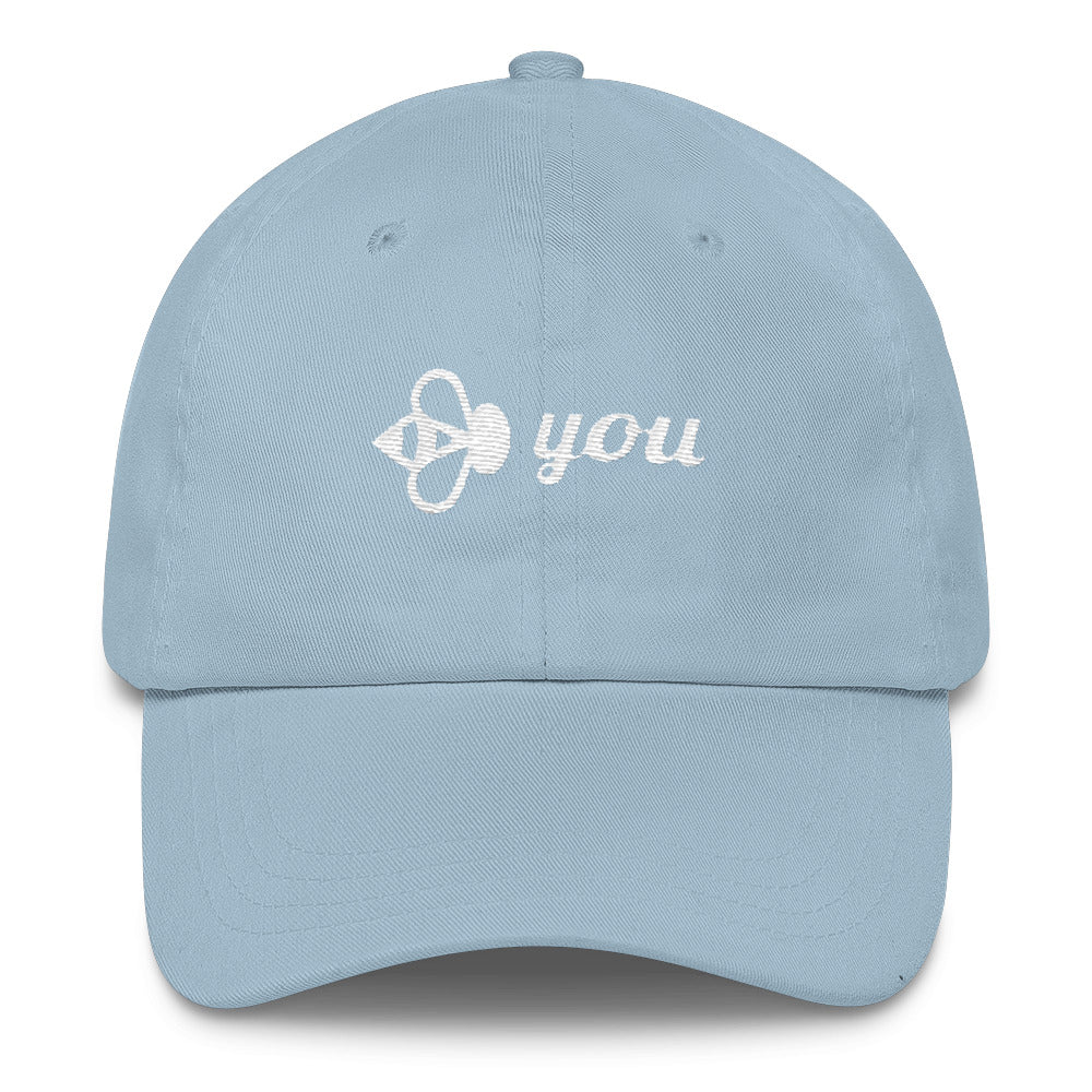 Bee You Original Classic Dad Cap-Bee You Clothing