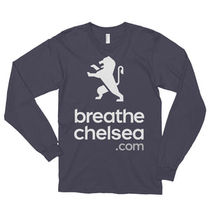 breathechelsea.com- Long sleeve t-shirt (unisex)