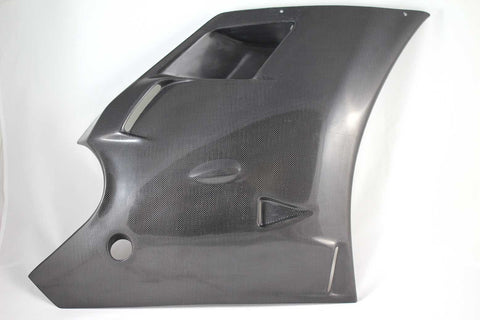 Ducati 996RS Right Carbon Side Panel