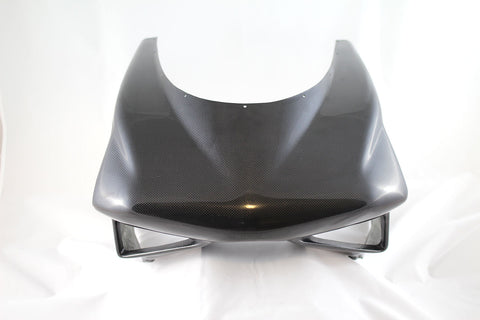 Ducati 998RS 996RS Carbon Kevlar front nose