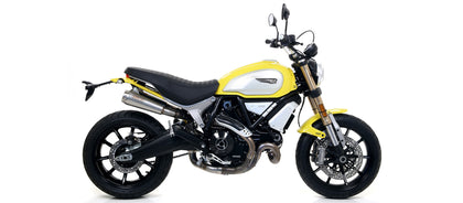 Arrow Pro-Race Dual Exhaust for Ducati Scrambler 1100