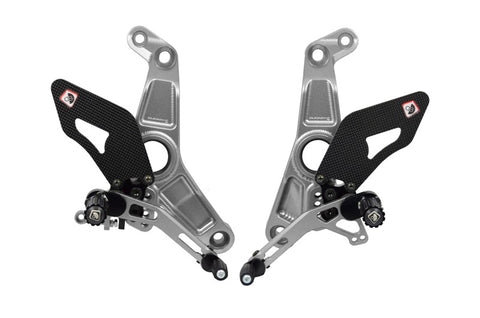 Ducabike Adjustable Rear Sets for Ducati Monster 1200R