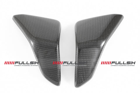 Ducati Panigale FullSix Carbon Fiber Small Electronics Holder Set